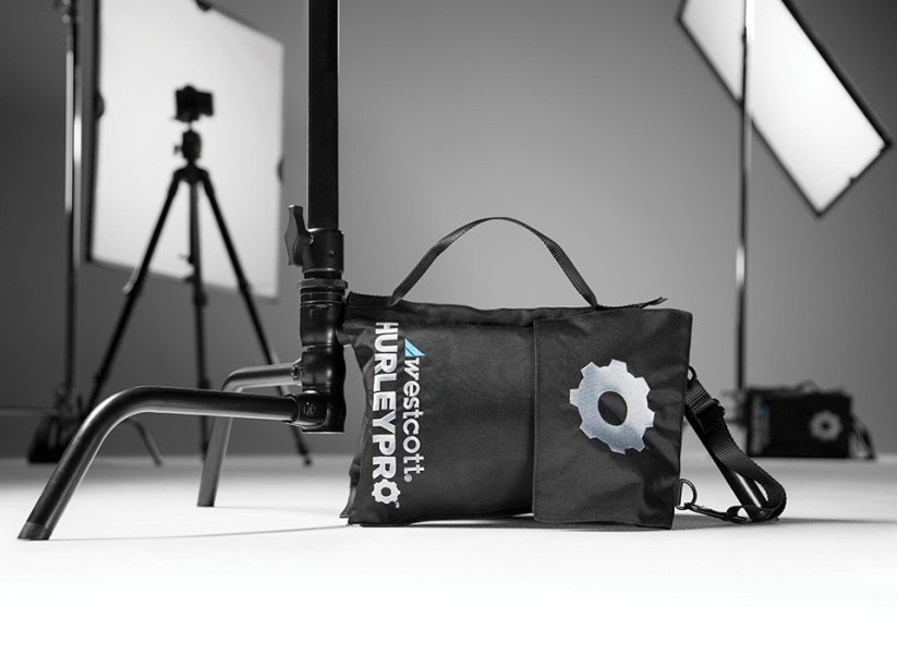 Westcott Photography Studio Lighting   Camera Accessories Online     Counterbalance weight bag for photography and filmmaking with removable and  refillable water reservoir