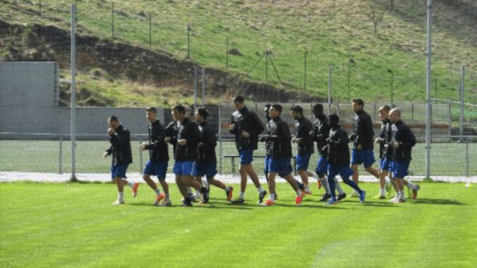FK Župa vs FK Slovan Liberec