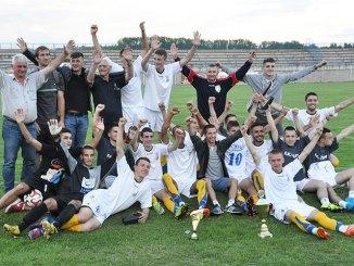 FK Župa Milosavci, Osvajač KUP-a 2016