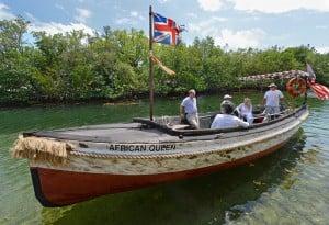 Florida Keys African Queen