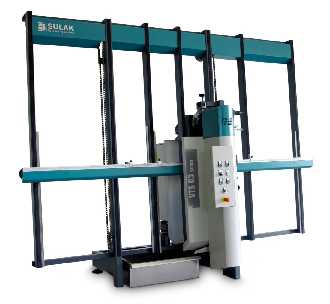 Sulak VTS 03 Scout Flachglasbohrmaschine