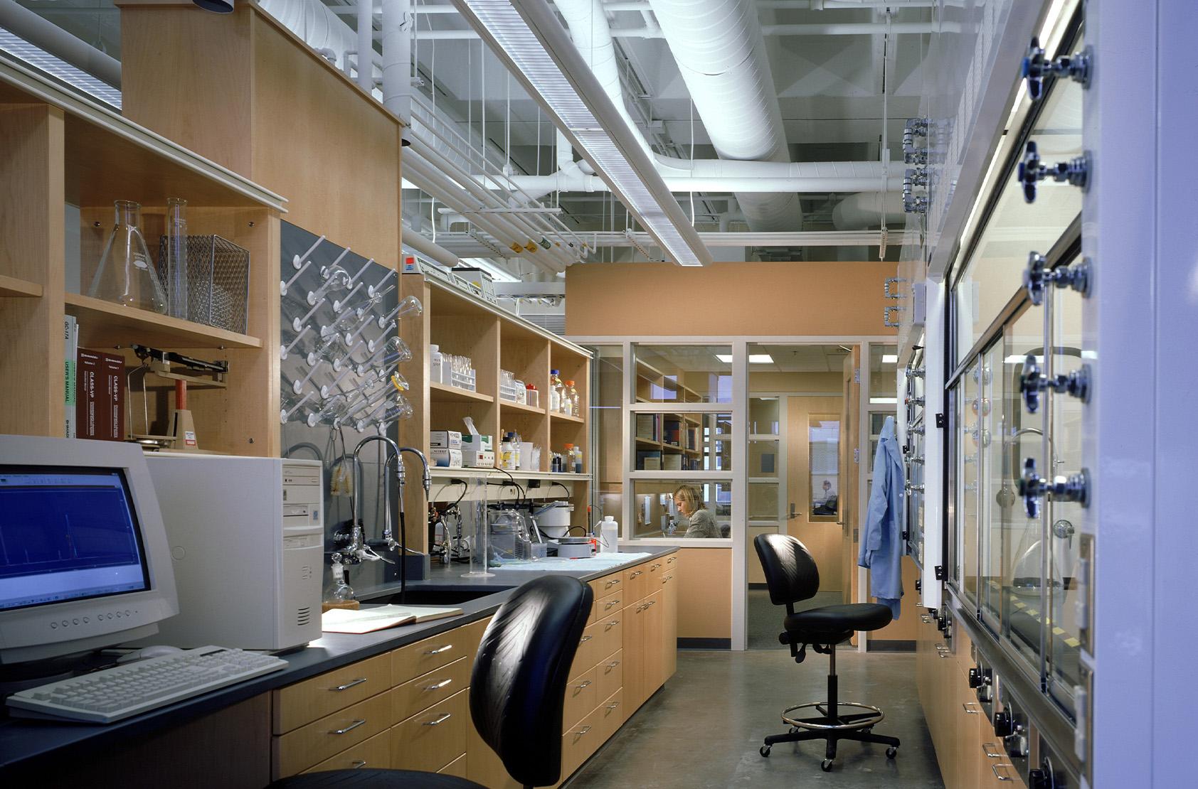 University Of Wisconsin Madison Chemistry Flad Architects