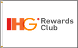 IHG Rewards Flag