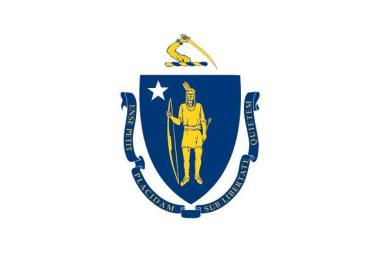 Massachusetts Flag, Mass flag, MA flag