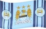 Manchester city flag 5ft x3ft