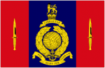 45 Commando - Royal Marines flag 5ft x3ft