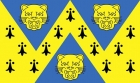 Shropshire flag ( new ) 5ft x 3ft