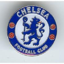 Pin Badge CHELSEA