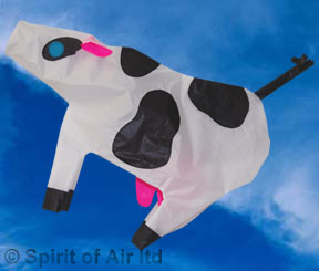 Windsock Cow