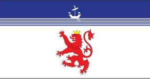 Devon Lion flag 5ft x 3ft