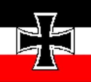 German Navy flag 5ft x3ft