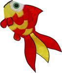 Goldfish windsock