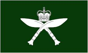 Royal Gurkhas flag 5ft x 3ft