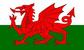 Wales Flag 3ft x 2ft