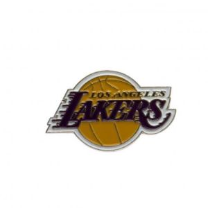 Los Angeles Lakers crest Key Badge NBA official product