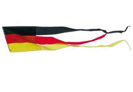 Triple banner flag - Germany
