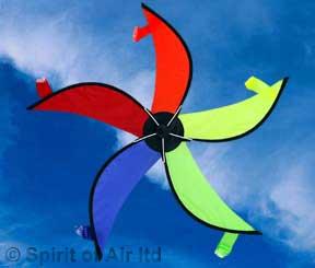 Vortex spinner small from Spirit of air