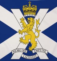 Royal regiment of Scotland flag 5ft x 3ft