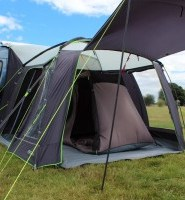 Cayman lowline drive away awning from Outdoor revolution for campervans
