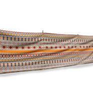 Aztec fabric windbreak 3 panel 4m long by Outdoor revolution for caravan motorhome camper van