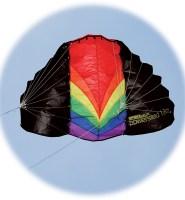 Powersled 1.2 frameless power kite