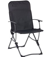 Isabella Balder camping foldable chair in charcoal  high quality