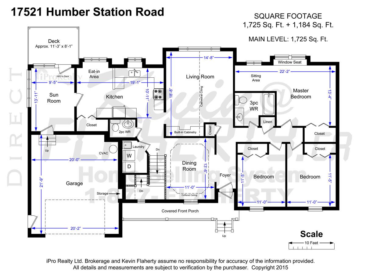 Humber Station Caledon Real Estate Listing