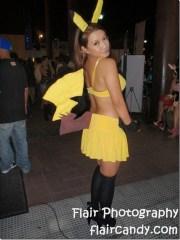 Sexy Pikachu Costume - Cosplay