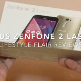 ASUS ZenFone 2 ZE500KL Laser Lifestyle Review