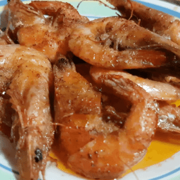 How to Cook Garlic Buttered Shrimp the Lazy Way