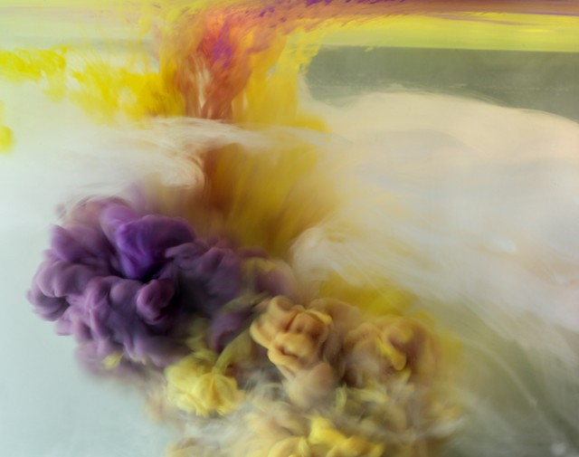 Kim Keever - Colorful Smoke