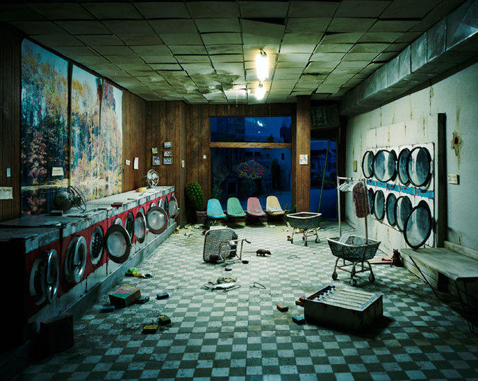 The City par Lori Nix