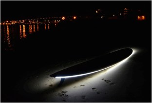 Paddleboard par The NightSUP