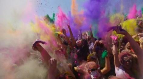 Festival Of Colors - Holi