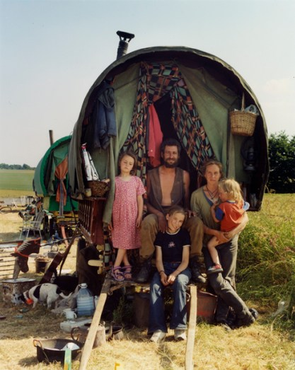 «The New Gypsies» par Iain McKell