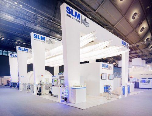 SLM Solutions Metaalprinters