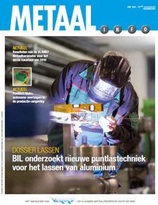 Artikel in Metaal Info: Veel belangstelling voor infoavond over Additive Manufacturing in metaal