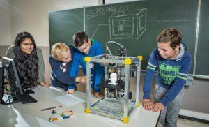 3D-printing in het onderwijs
