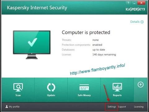 Kaspersky Internet Security 2015 Crack License Key Free Download