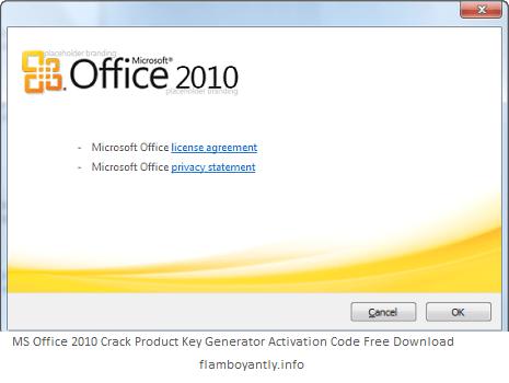keygen for microsoft office 2010 ms office 2010 crack ...