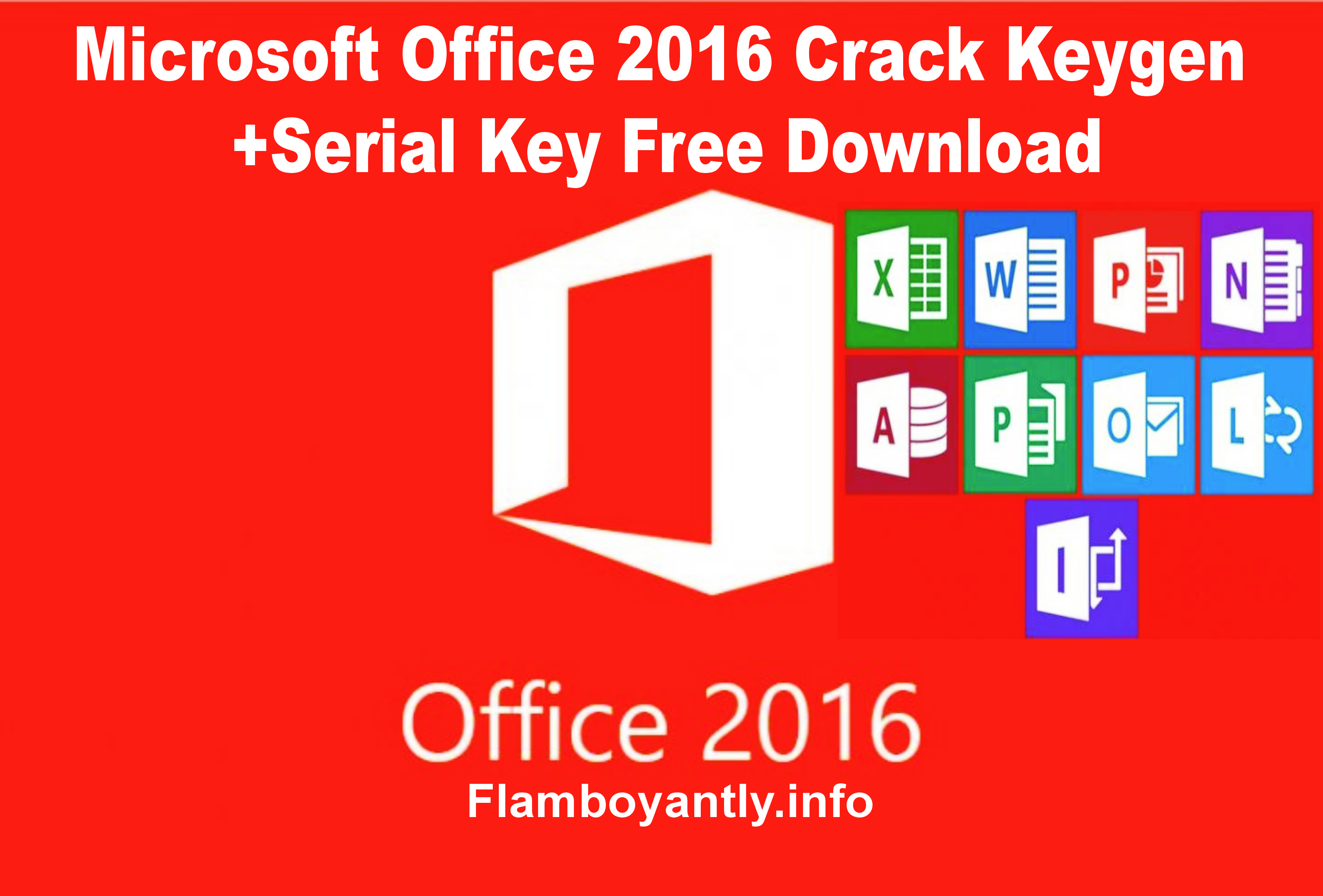 how to crack microsoft office 2016