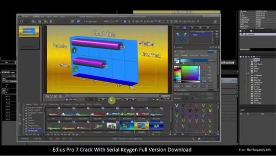 Edius Pro 7 Crack With Serial Keygen Full Version Download