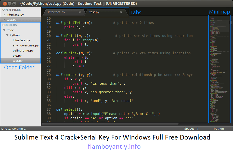 sublime text 4 full crack