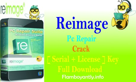 Reimage Pc Repair Crack [ Serial + License ] Key Full Download