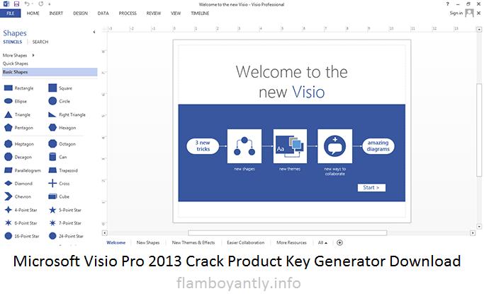 product key visio 2013