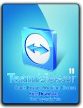 TeamViewer 11 Crack Keygen Working License Free Download
