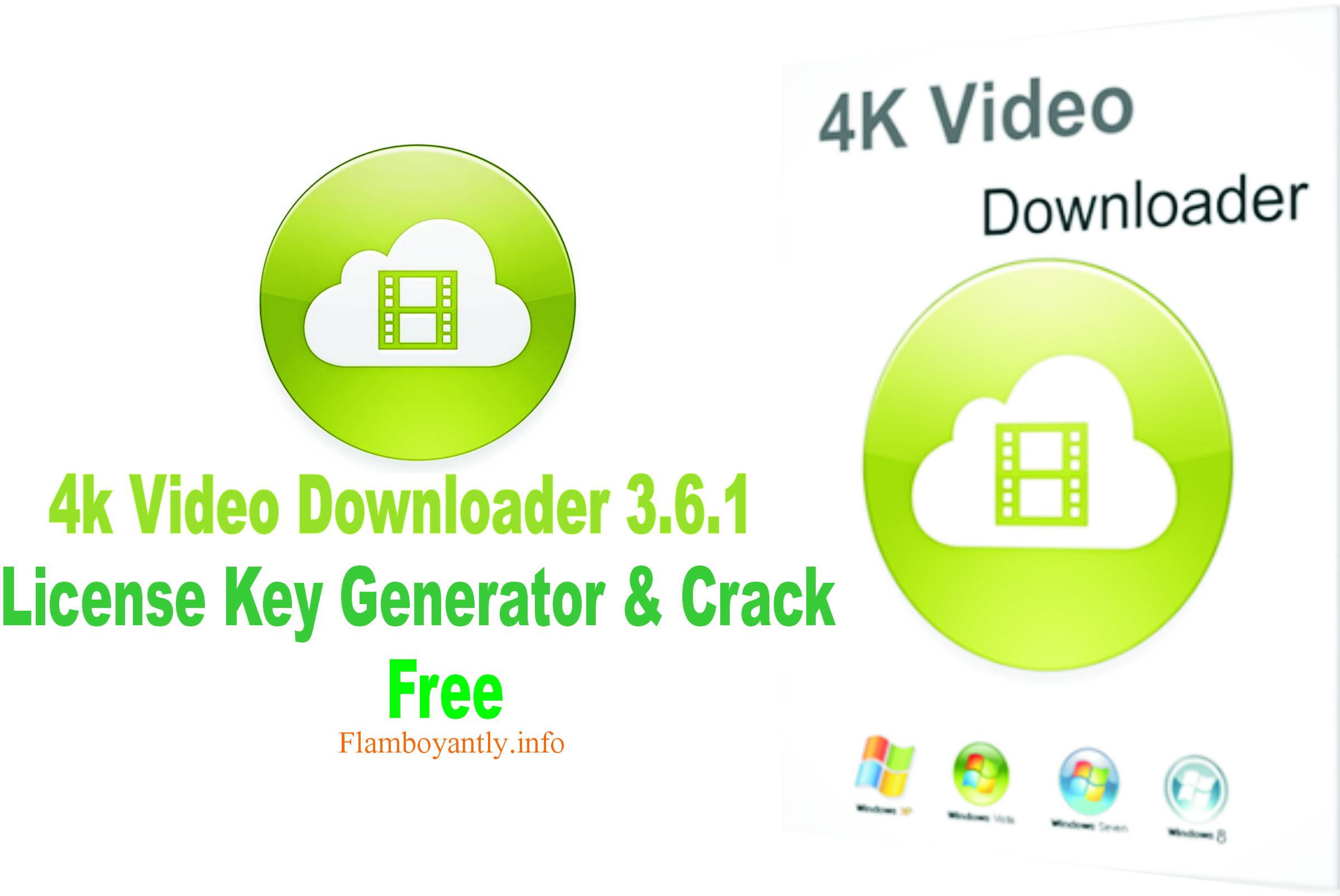 4k video downloader licence key crack