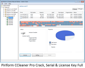 Piriform CCleaner Pro Crack, Serial & License Key Full