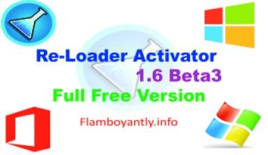 Re-Loader Activator 1.6 Beta3 Full Free Version