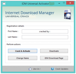 IDM Universal Crack Free Download Latest Updated Is Here